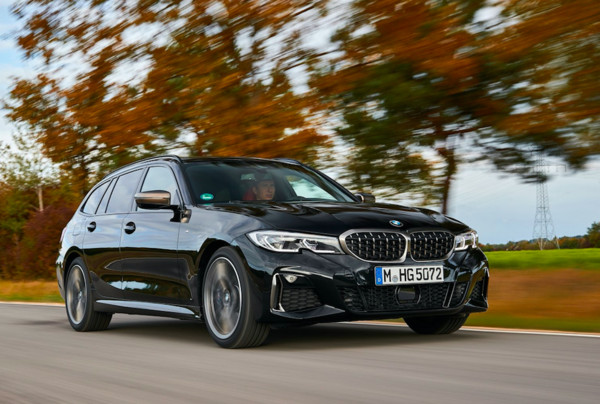 ▲2020 BMW M340i xDrive Touring。(圖/翻攝自BMW)