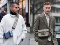男生背這些包超好看!迷你版行李箱、透明PVC正夯 讓女友想搶來用