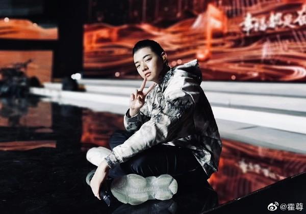 ▲霍尊今年30歲,是名創作型歌手。(圖/翻攝自霍尊微博)