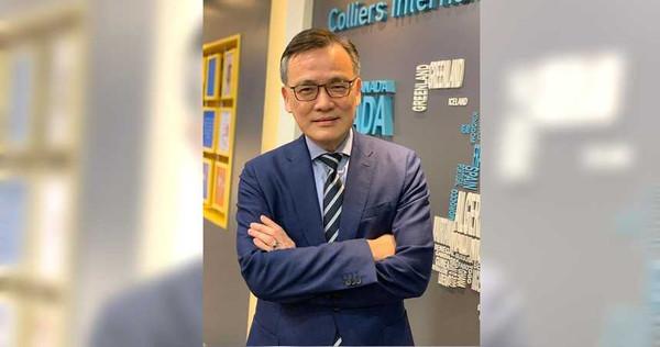 高力國際董事總經理劉學龍認為商用不動產目前出現價格修正有逢低進場的機會點。(圖/中時資料庫)