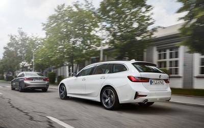 248匹後驅、4驅通通有 BMW新增330e PHEV Touring油電旅行車