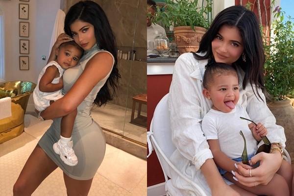 9億辣媽讓2歲女戴耳環遭批! 超齡大金圈「像脫衣舞孃」網:讓她當個小女孩