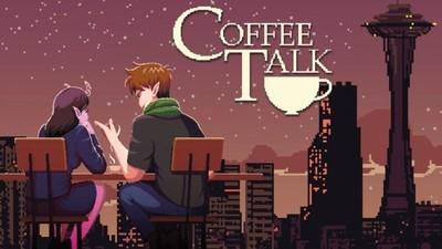 交心系獨立遊戲《Coffee Talk》 Steam「極度好評」 連音樂都超療癒