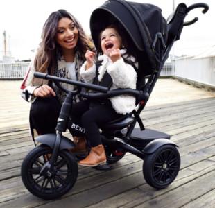 只賣1.8萬元的「賓利100週年特仕版」?全新6合1嬰兒車限量570台