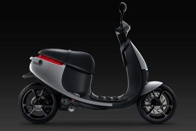 Gogoro S1追加「冰岩灰」超美配色!性能車型元祖再添新選擇
