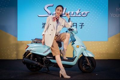 【廣編】SUZUKI Saluto 125時尚新「騎」機 義日混搭全新登場