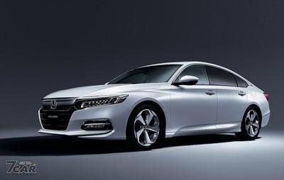 Honda第10代Accord日本上市 泰國製造回銷、單一油電動力