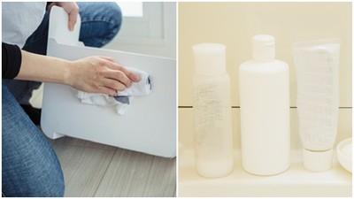 家裡看起來很雜亂?將生活用品「換成白色」 改變顏色氛圍就大不同