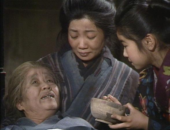 ▲▼演日劇《阿信》奶奶一角爆紅,大路三千緒100歲了。(圖/翻攝自日網)