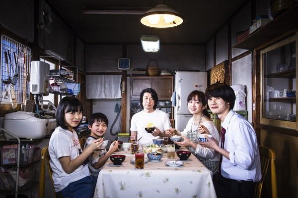 ▲最初的晚餐,永瀨正敏,森七菜。(圖/威視電影提供)
