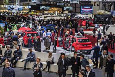 日內瓦車展不敵新冠肺炎宣布取消 各家車廠或採線上直播發表