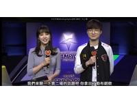 韓國電競最美主持採訪中途發燒送醫 工作人員與戰隊全隔離
