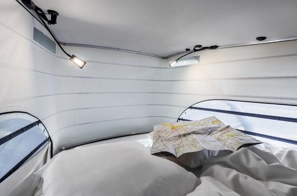 ▲賓士V-Calss Macro Polo露營車。(圖/翻攝自Mercedes-Benz)
