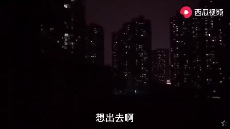 半夜社區「哀號+尖叫」 武漢居民悶壞了 網驚:地獄來的叫聲