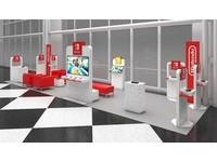 邊等飛機邊打電動 美國4座機場開設「Switch休息室」