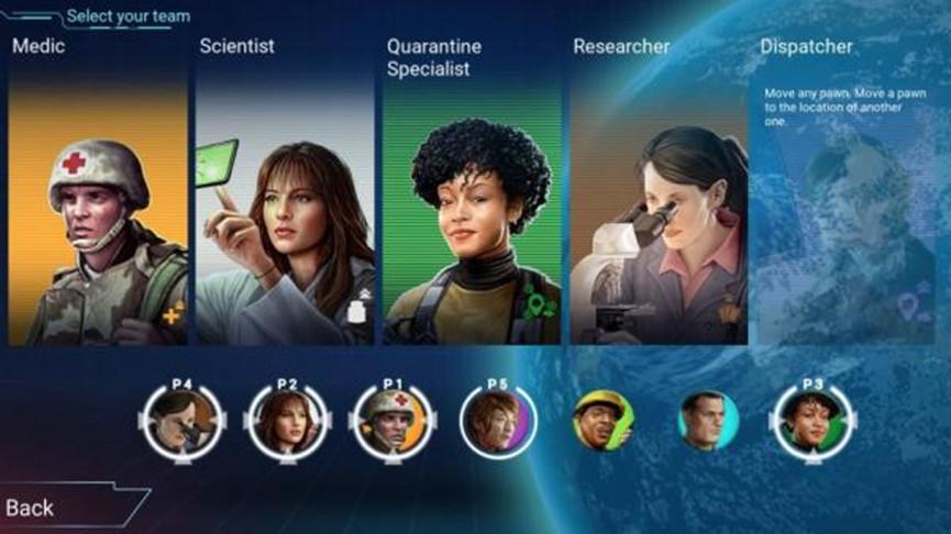 ▲▼ 遊戲《大流行病Pandemic: The Board Game》。(圖/翻攝自Steam《大流行病Pandemic: The Board Game》遊戲畫面)