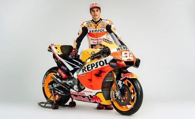 MotoGP/「8屆世界冠軍」Marquez與HONDA簽下四年合約