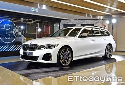 BMW全新3系列旅行車236萬元起大空間開賣 首度加碼374匹性能車型