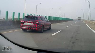 福特Focus Wagon偽裝車國內現蹤 準備和Corolla旅行車打對台?