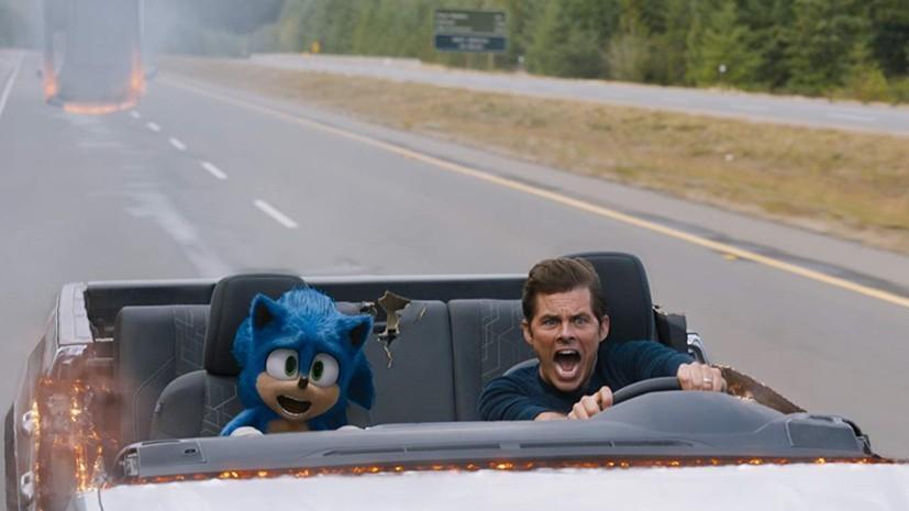 《音速小子》Sonic the Hedgehog 朋友可以很單純der