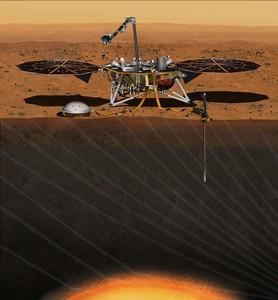 NASA觀察火星震10個月174次  頻率少於地球大於月球