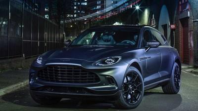 Aston Martin首部「客製化DBX」亮相 Q部門操刀專治有錢人口味