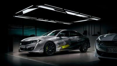 Peugeot「高性能油電獅」508 Sport Engineered亮相 綜效350匹