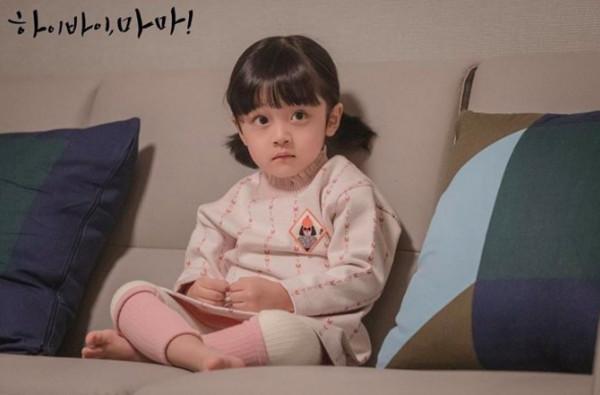 ▲▼金泰希劇中的5歲女兒,其實是小男生。(圖/翻攝自tvN、IG)
