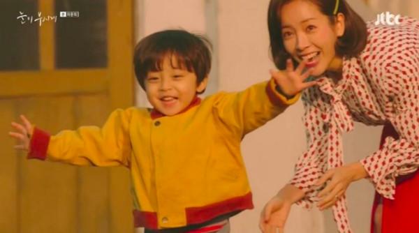 ▲▼長太像被相中!《鬼媽媽》金泰希5歲女兒是男生 劇組嚇傻。(圖/翻攝自tvN、IG)