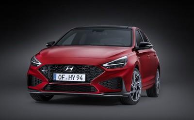 Hyundai i30小改款帥氣亮相 48V輕油電、3款N-Line車型任你選