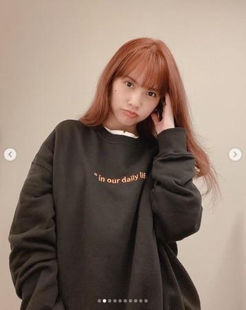 ▲楊丞琳換新髮色和新髮型。(圖/翻攝自楊丞琳Instagram)