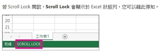 ▲▼Scroll Lock。(圖/翻攝自網路)