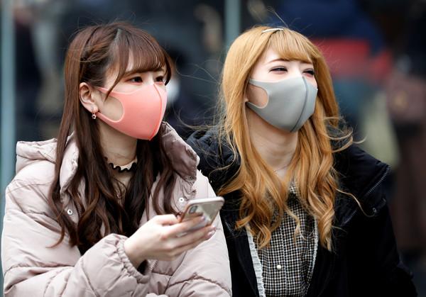 ▲新冠肺炎,新冠病毒,日本。(圖/路透)