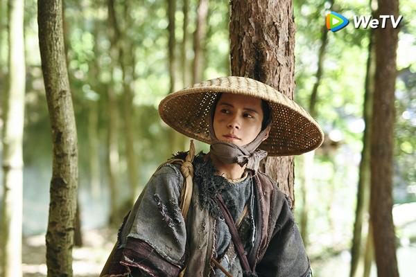 ▲▼韓東君再次擔綱《無心法師》系列男主角             。(圖/WeTV提供)