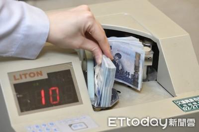 新台幣收盤升值7.1分 收在28.766元
