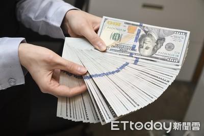 台幣強強滾!美元換匯價殺到28字頭 換10萬多賺逾6300元