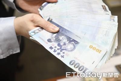 股匯不同調!新台幣早盤升值至28.225元