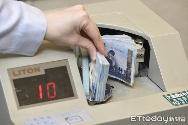 ▲▼美金、日幣、台幣匯率利率相關配圖。(圖/記者湯興漢攝)