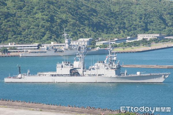 DDG-1801,基隆號驅逐艦,基隆級驅逐艦,中華民國海軍,紀德級驅逐艦(圖/資料照)