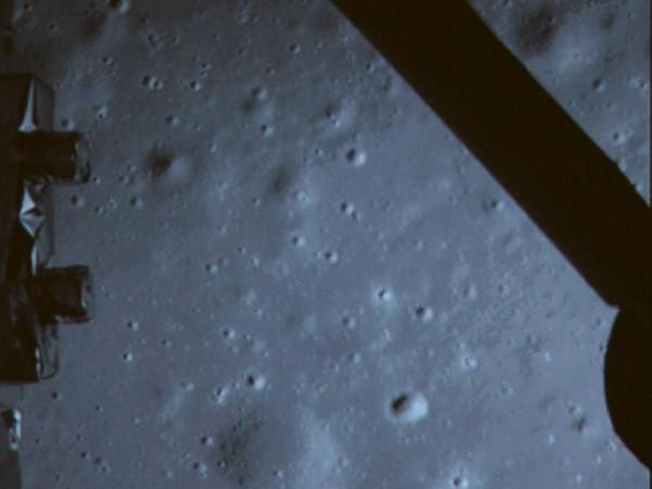 大陆嫦娥叁号成功登陆。(图/新华网)