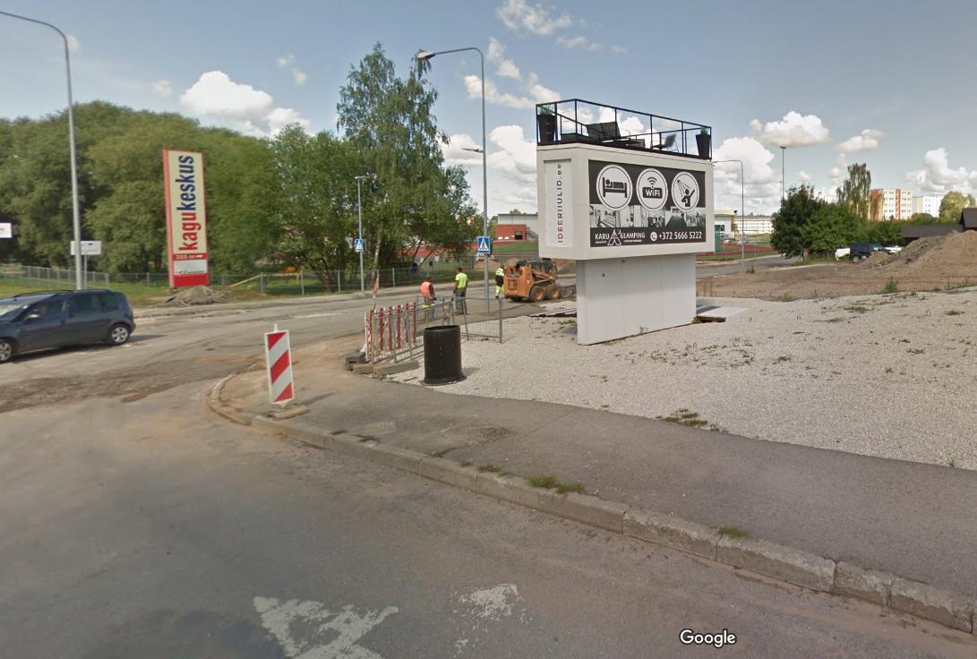 ▲愛沙尼亞透天厝。(圖/翻攝自Google Map)