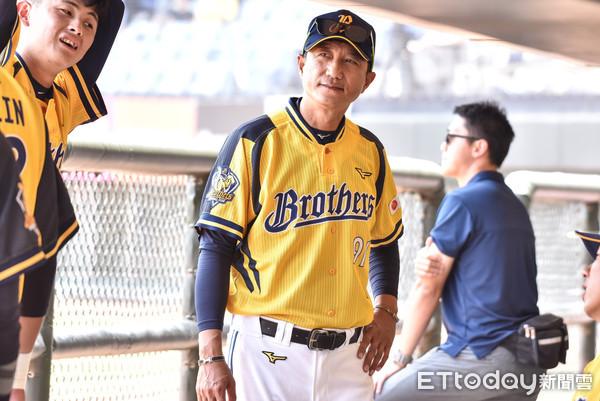 中職/總教練生涯首戰 丘昌榮:有球賽是幸福的