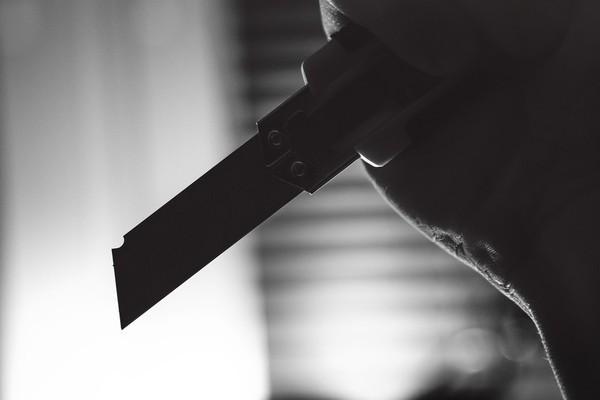 ▲彰化1所國中遭到男子持美工刀闖入自殘。(示意圖/取自免費圖庫pixabay)