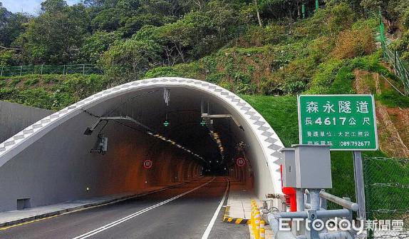 清明連假順應民情 公路總局試辦安朔─草埔隧道提速至70公里