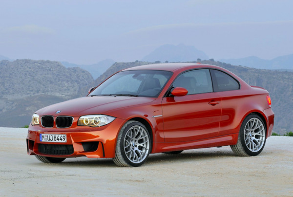 ▲2011 BMW 1-Series M Coupe。(圖/翻攝自BMW)