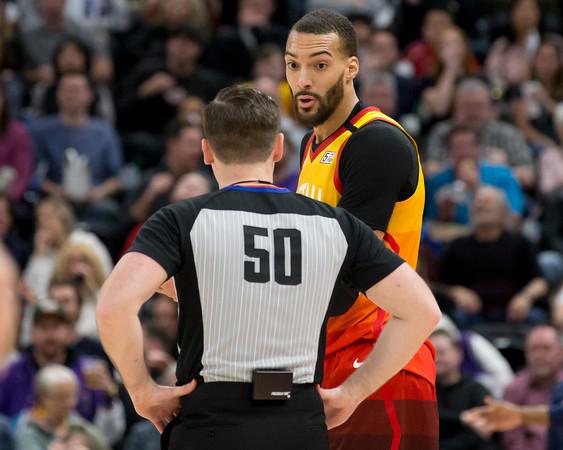 Rudy Gobert武漢肺炎確診 故意摸遍麥致NBA停賽 歷史留名 - GamblePlus