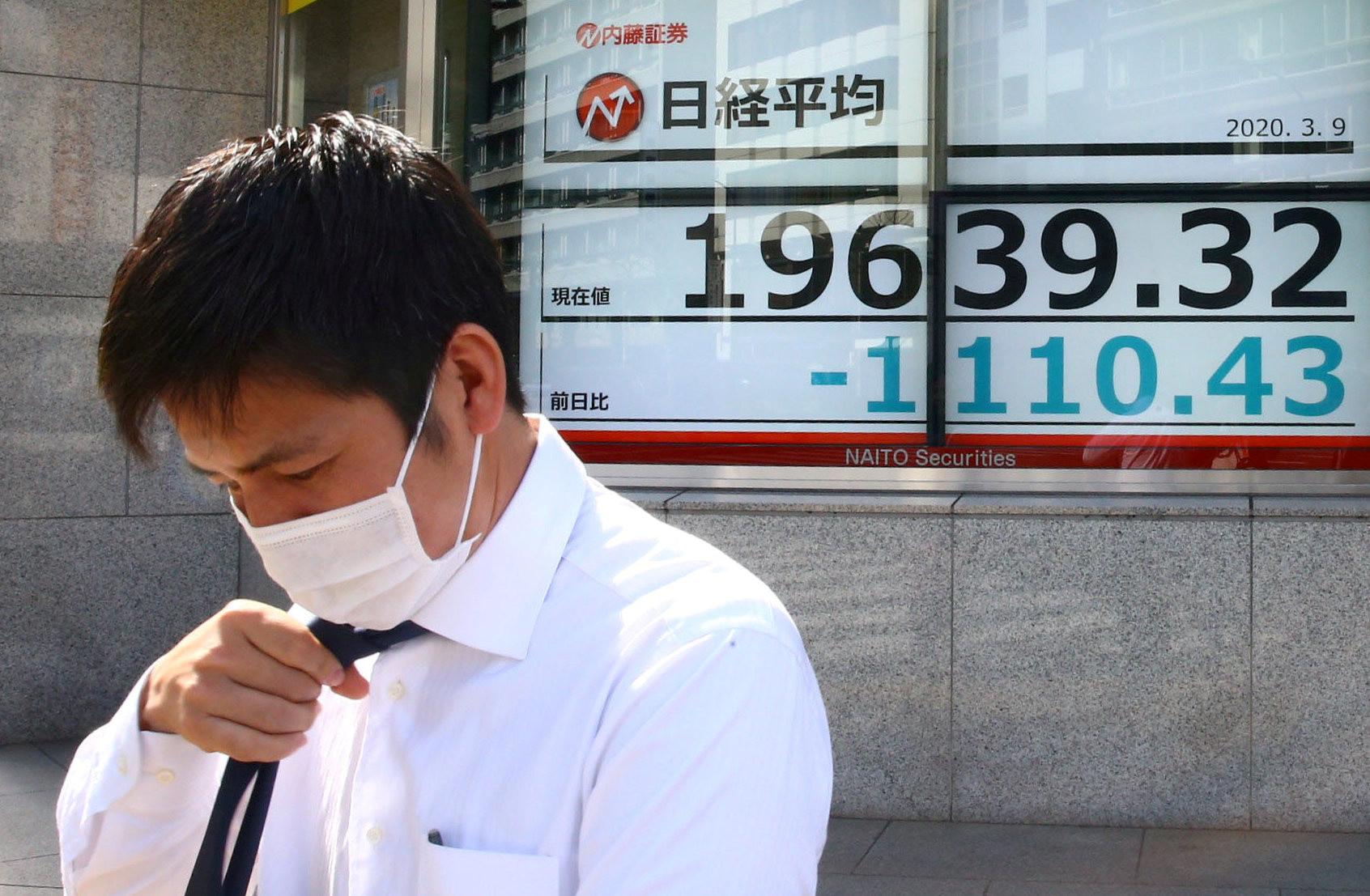 澀澤榮一,日本,經濟,新冠肺炎,吉澤亮,股市,安倍晉三,美股,日經