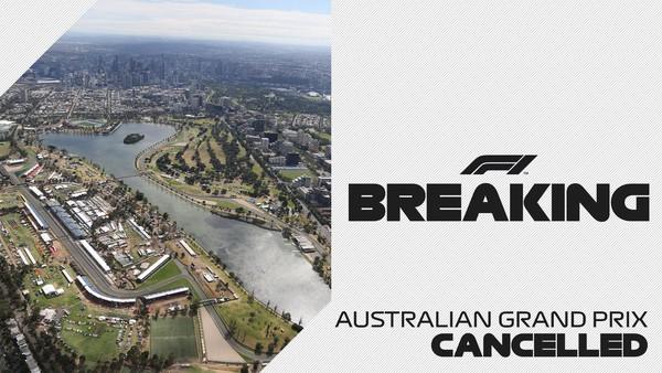▲F1賽車澳洲站「緊急取消」!麥拉倫車隊人員確認得新冠肺炎。(圖/翻攝自F1官網)