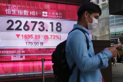 港、日股皆跌破3萬大關!美公債殖利率飆升 亞股全面暴跌