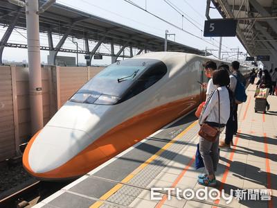 不敵疫情!台灣高鐵宣佈下修每股現金股利為1.21元
